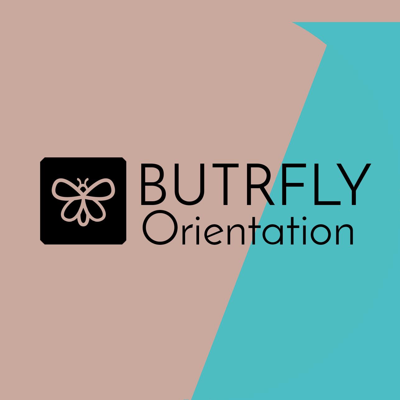 Butrfly Orientation
