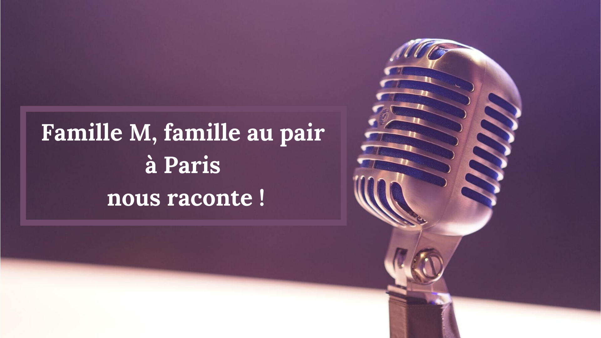 famille d'accueil butrfly