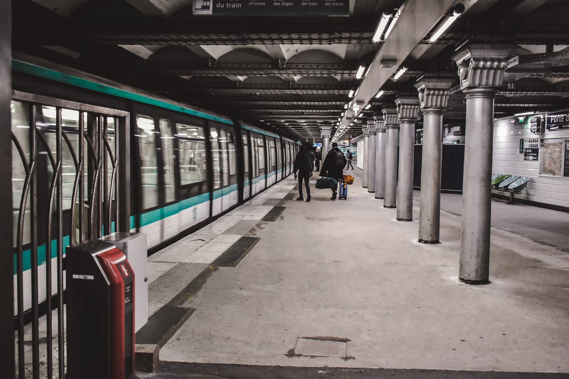 métro butrfly